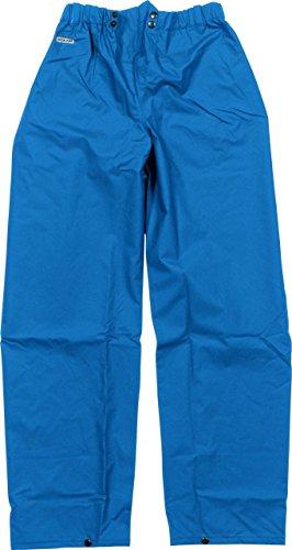 Ocean Rainwear Herren Regenhose Comfort Heavy Segelhose Ölzeug, Farbe:Royalblau, Größe:XXXL