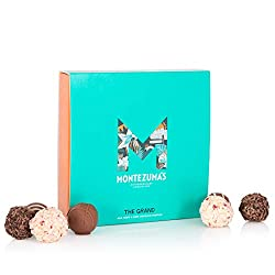 Selection of smooth milk chocolate, rich dark chocolate and creamy white chocolate truffles in various flavours Gluten-free: We're pleased to say all our chocolate is gluten-free and we also have a wide range of vegan-friendly and organic chocolates,...