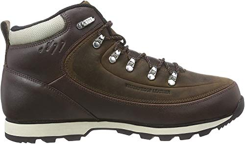 Helly Hansen THE FORESTER, Botas de nieve para Hombre, Marrón (Coffe Bean / Bushwacker / 708), 42 EU