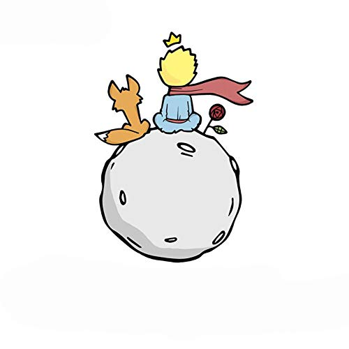 Personalizado Broche Bolsa Ropa Solapa Pin Fox Rose Planet Insignia Animal joyería Regalo para niños Amigos