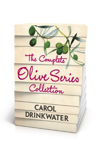 The Complete Olive Series Collection: The Olive Farm, The Olive Season, The Olive Harvest, The Olive Route, The Olive Tree, Return to the Olive Farm (English Edition)