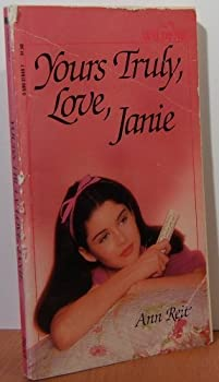 Yours Truly, Love Janie - Book #14 of the Wildfire