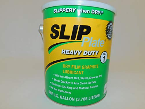 Slip Plate No. 1, Gallon (4 Pack)