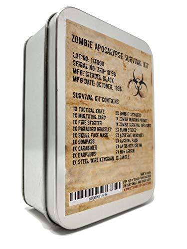 Citadel Black Zombie Apocalypse Survival...