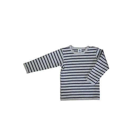 Leela Cotton - Haut à Manches Longues - Bébé (garçon) - Bleu - 128