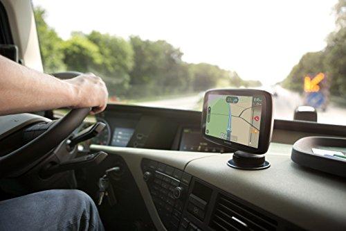 TomTom Trucker 620 6-Inch GPS Navigation Device for Trucks