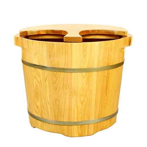 Fantastic Prices! EXTR ANT Mini Deep Double Ear Bath Barrel with Foot Bath Barrel Footbath