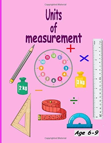 Units of Measurement How To Measure Everything For Kids Age 6 9 product image