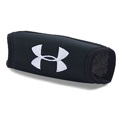 Under Armour Men's Chin Pad, Black/Black, One Size