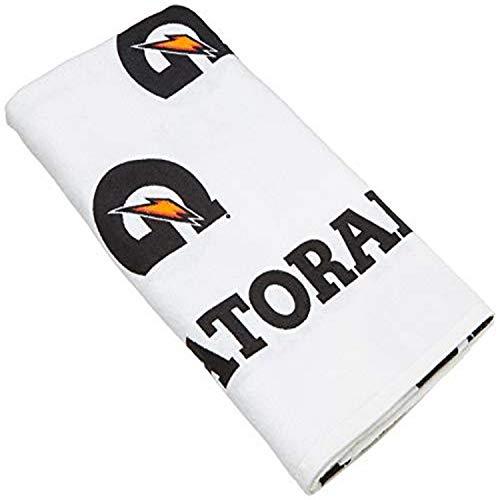 Gatorade G Handtuch, 55,9 x 106,7 cm, Weiß/Schwarz/Orange