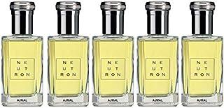 Ajmal Perfumes Neutron Eau De Perfume For Men, 5 x 100 ml (Pack of 1)