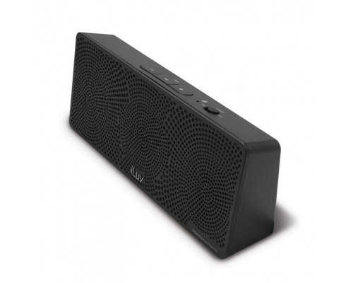 iLuv MobiTour Wireless Bluetooth Speaker for All Bluetooth Devices (iPhone 6 / 5S / 5C / 5 / iPad Air / Galaxy Phones)