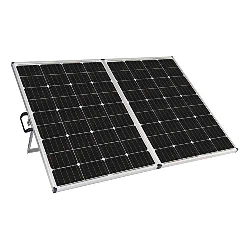 Zamp solar Legacy Series 230-Watt Portable Solar Panel Kit with Integrated Charge...