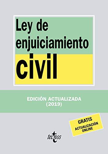 Ley de Enjuiciamiento Civil (Derecho - Biblioteca de Textos Legales)
