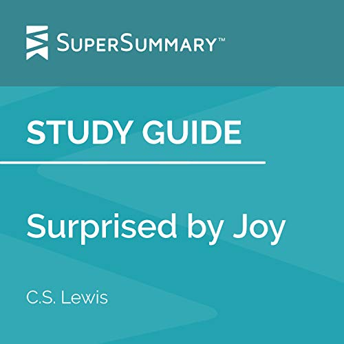 Study Guide: Surprised by Joy by C. S. Lewis Titelbild