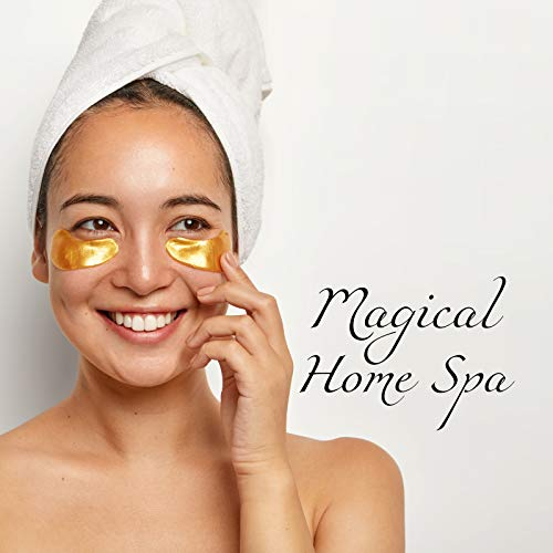 Magical Home Spa – Very Relaxing Natural Melodies for Bath Time, Candles, Aromatherapy, Sheet Mask, Mud from the Dead Sea