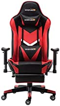 WENSIX Computer Gaming Chair (Red-002)