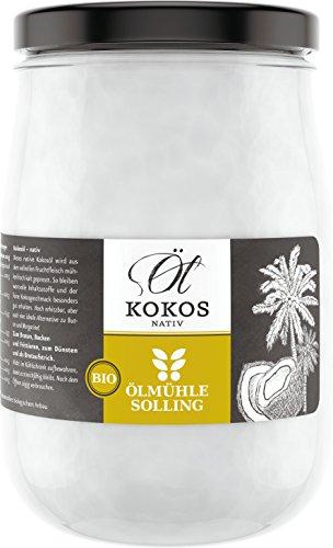 Ölmühle Solling Kokosöl nativ, 1000 ml