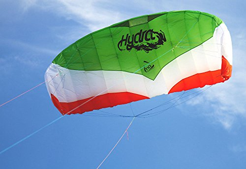 Hq Hydra II Closed Cell Foil Water Trainer Kite, 3.5 Meter