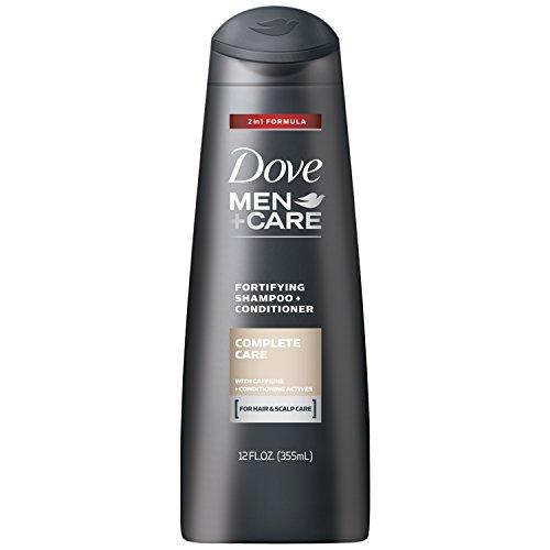 Dove Men Plus Care 2-in-1 Shampoo, Complete Care, 12 Ounce