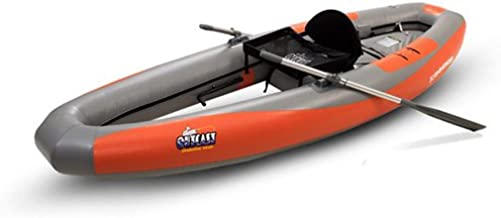 Outcast OSG Commander Frameless Pontoon Boat - with Free $75 Gift Card