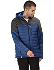 Regatta Orton Lightweight Water Repellent Wool Effect Down-touch Insulated Hooded Jacket - Chaquetas acolchadas Hombre