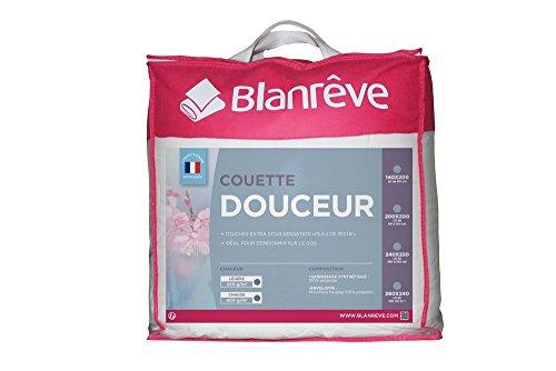 Blanrêve Couette Douceur chaude 240 x 220