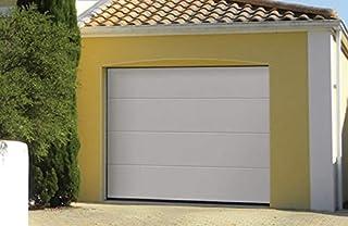 Amazon Fr Porte Garage Sectionnelle