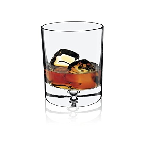 Sables & Reflets 6 Verres à Whisky - Fond Bulles