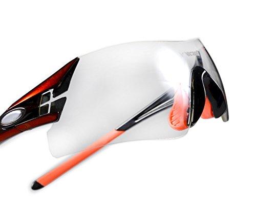VICTOR Sportbrille / Schutzbrille / Squashbrille - 5