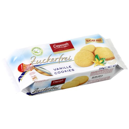 Coppenrath Zuckerfrei Vanille Cookies