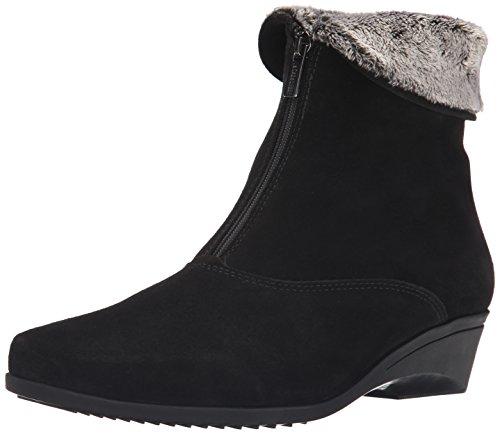 La Canadienne Women's Evitta Boot,Black,8.5 M