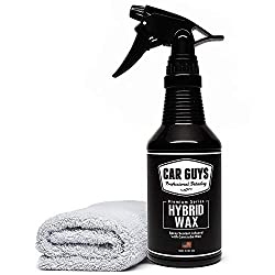 cheap CarGuys Hybrid Wax Sealant-The most advanced topcoat and sealing varnish on the market-Injection …