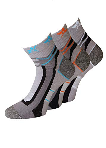 kb-Socken - Protège-pieds - Femme - gris - 35/38