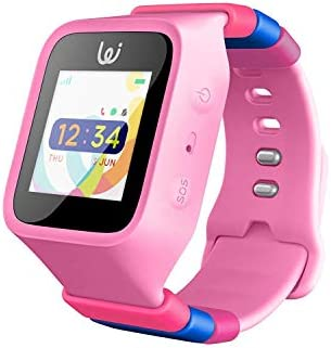 iGPS Wizard Smart Watch for Kids with SIM Card Live GPS Tracking Voice Calling product image