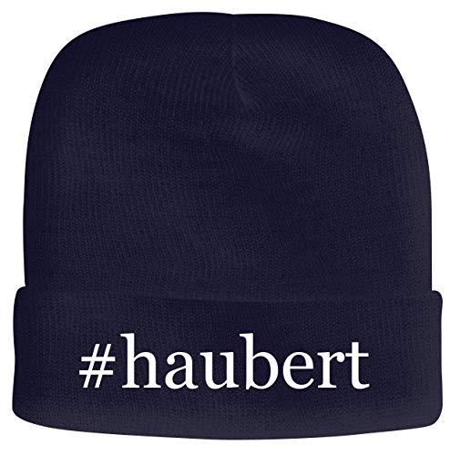 BH Cool Designs #Haubert - Men's Hashtag Soft & Comfortable Beanie Hat -