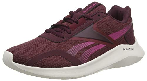Reebok ENERGYLUX 2.0, Zapatillas de Running Mujer, Granat/Merlot/PROUDP, 37.5 EU
