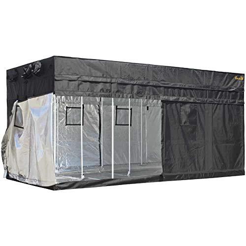 kit tents Gorilla Grow Tent Original Heavy Duty - 8'x16'x6'11 with Free 1' Extension Kit