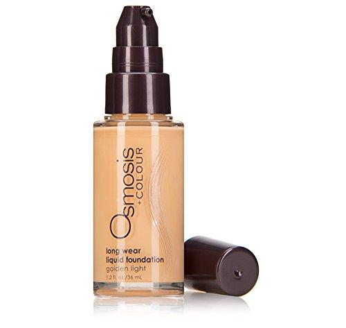 Osmosis Long 100% quality Wholesale warranty Wear Foundation Liquid