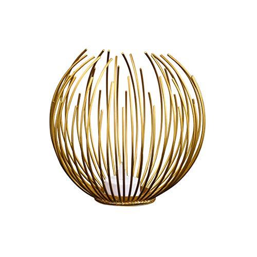Candelabros Dorados Decorativos candelabros dorados  Marca WHURGO