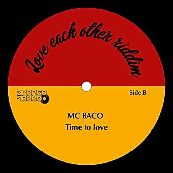 Time To Love (feat. Mc Baco)