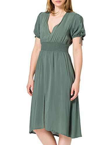 ESPRIT Bodywear Damen Hera Beach Acc Dress Überwurf für Schwimmbekleidung, 345, L