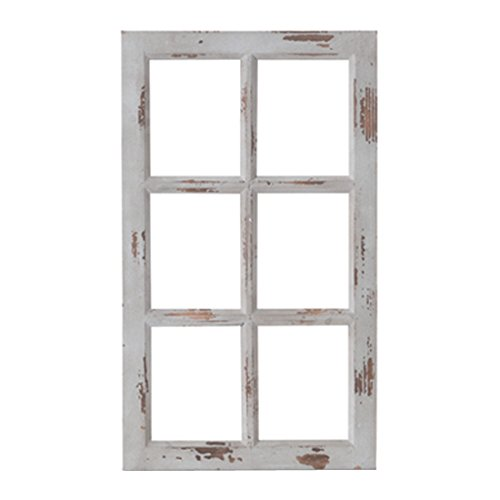 PL ウォールディスプレイアンティーク調 窓枠 Petit Monde ウィンドウフレーム 40773