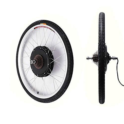 Kit de conversión para bicicleta eléctrica de 26 pulgadas, 36 V, 500...