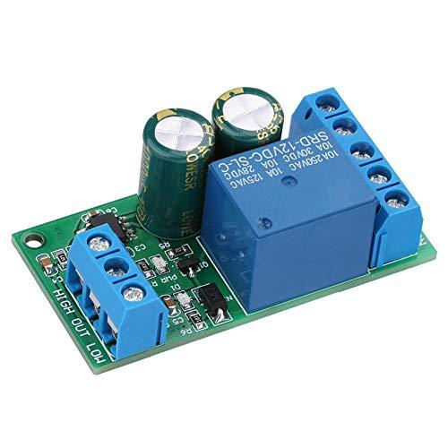 Controlador de nivel de agua DC 12-15V (AC 9-12V) Interruptor de control de líquido automático para acuario