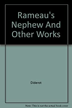 Paperback Rameau's nephew,: And other works (Doubleday anchor books) Book