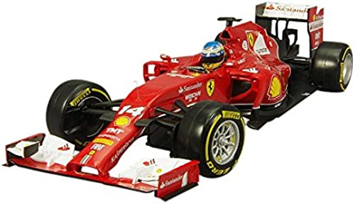 Hot Wheels Ferrari F14 T No.14 Fernando Alonso - Formula 1 2014