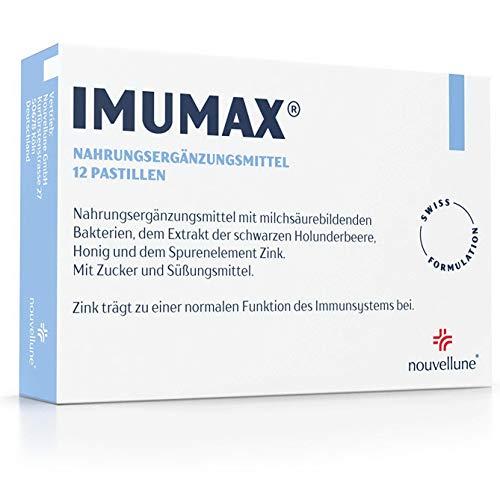 Imumax - Probiotikum für allumfassende Mundpflege | Karies, Parodontose & Mundflora Kapseln | Frischer Atem Lactobacillus Kapseln | Vitamin Mund Immun Booster Kapseln