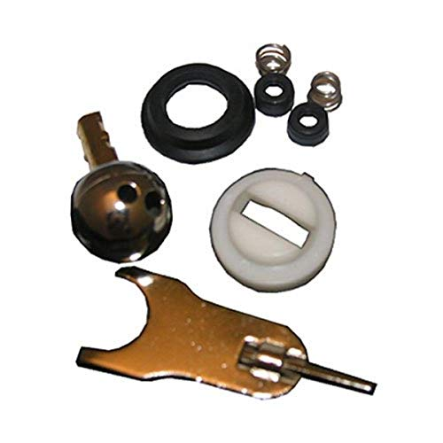 LASCO 0-2997 Stainless Steel Ball Delta Single Handle Faucet Repair Kit for Delta No.212