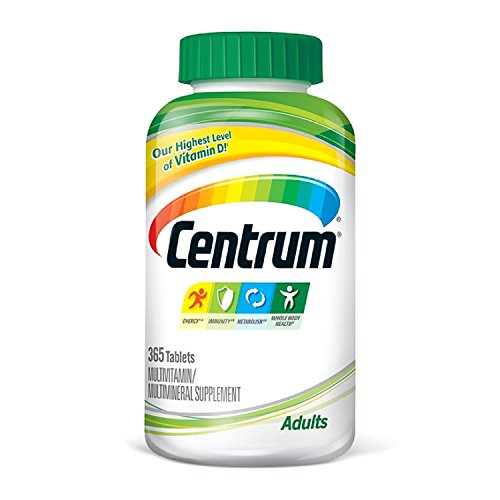 Centrum Adult Multivitamin Tablet (…